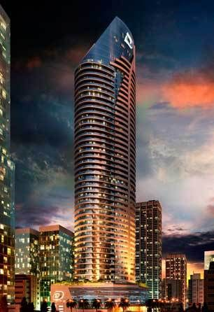 #UNDER C.: THE DISTINCTION, 53F Hotel, 195m (DBD) - SkyscraperCity