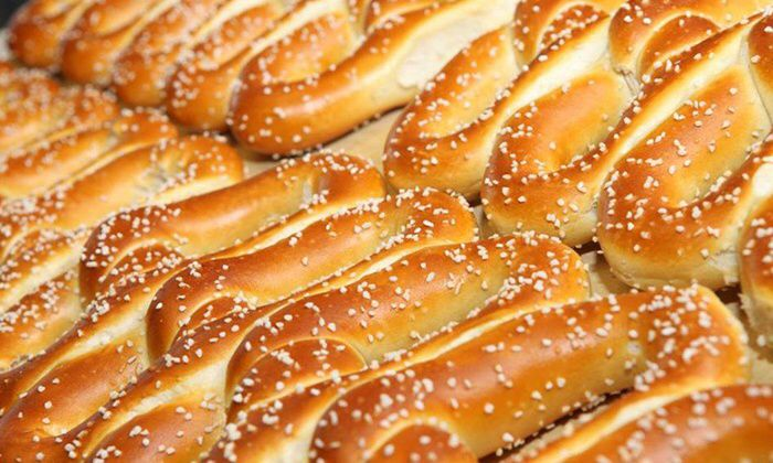 Image result for philadelphia soft pretzels