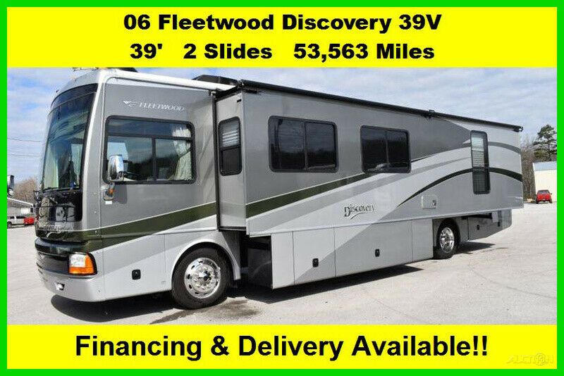 2006 Fleetwood Discovery Diesel Automobiles Fleetwood