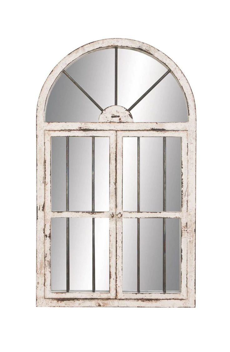 Window mirror decor  with character to spare this wall mirror makes a great addition to