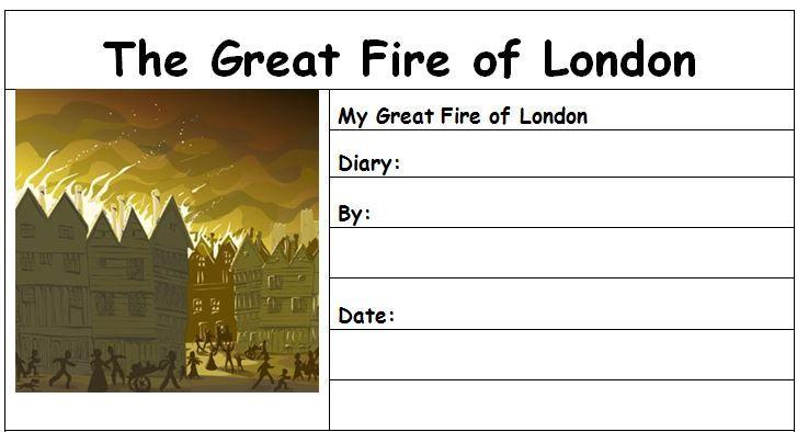 Great fire of london writing frame frame design reviews for Millennium motors seaford de