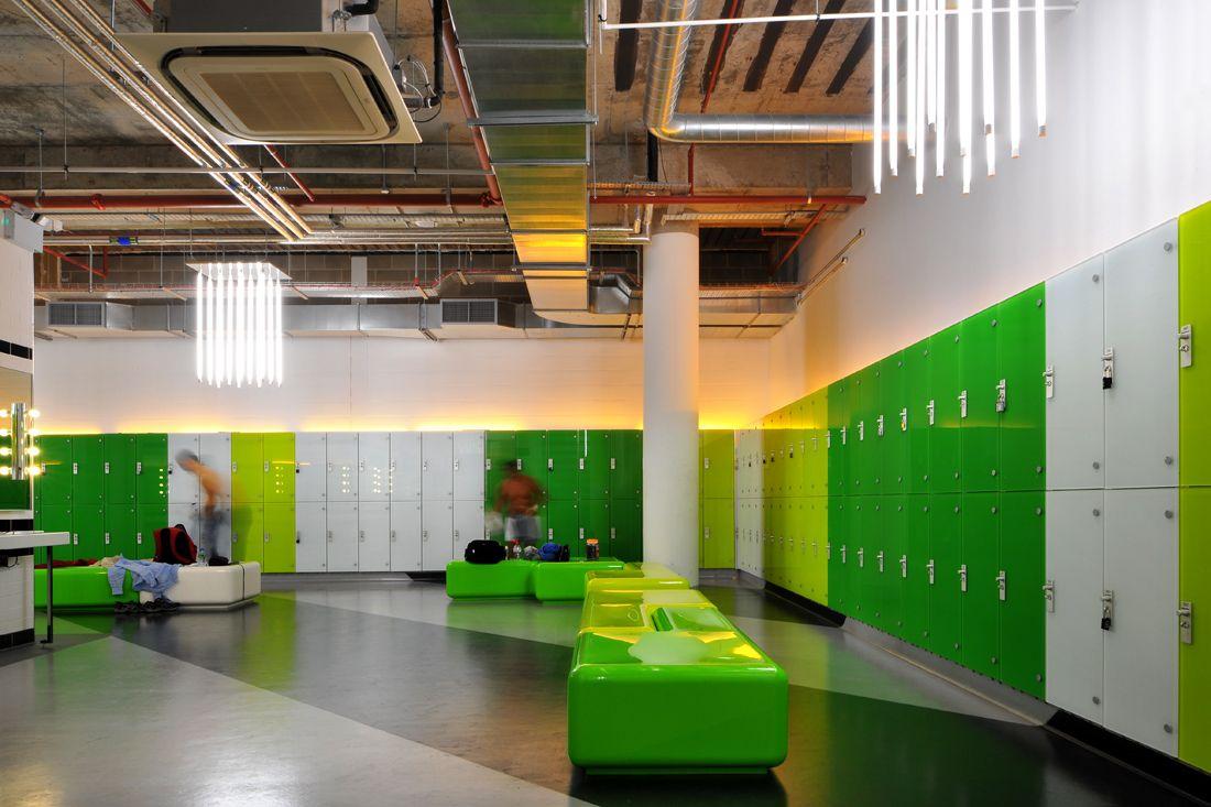 Gymbox Westfield Leisure Bkd Ginasio Interior Projeto Academia Academias De Ginastica