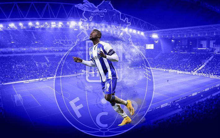 Jackson martinez fc porto portugal football estadio do for Fond ecran foot