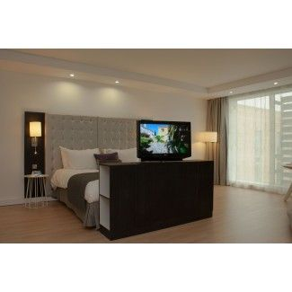 Bed With A Tv That Pop Up Vision 360 Bed End Pop Up Tv House Pinterest