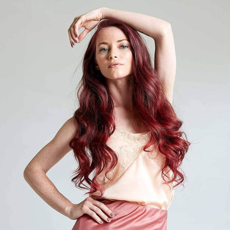 Rose Gold for Brown Hair Coloring Conditioner | oVertone Haircare | Hair color, Hair color wheel ...