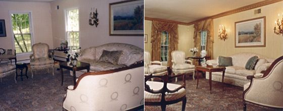 before and after interior design projects for living rooms new york