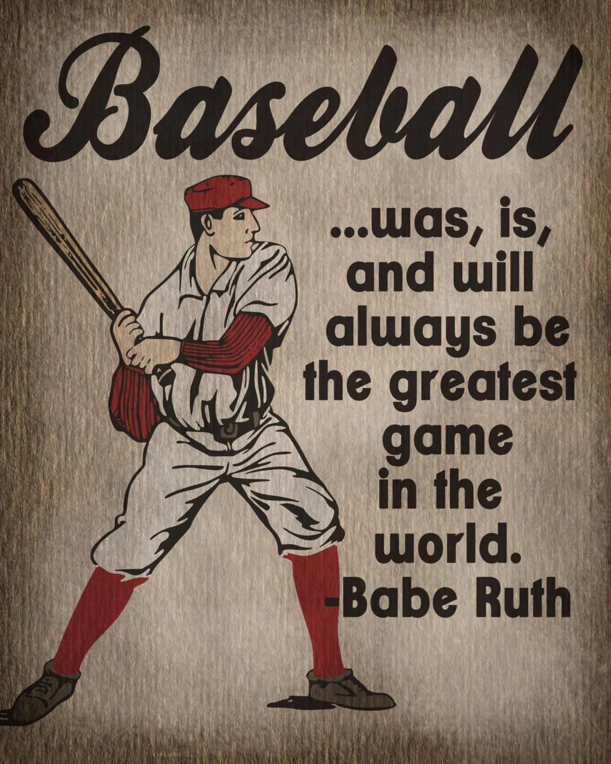 Babe ruth and me-9604