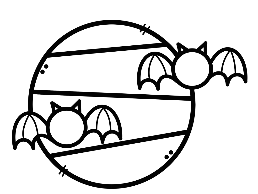 Pin By Manika Mo On Clip Colors Clipart Halloween Scrapbook Coloring Pages