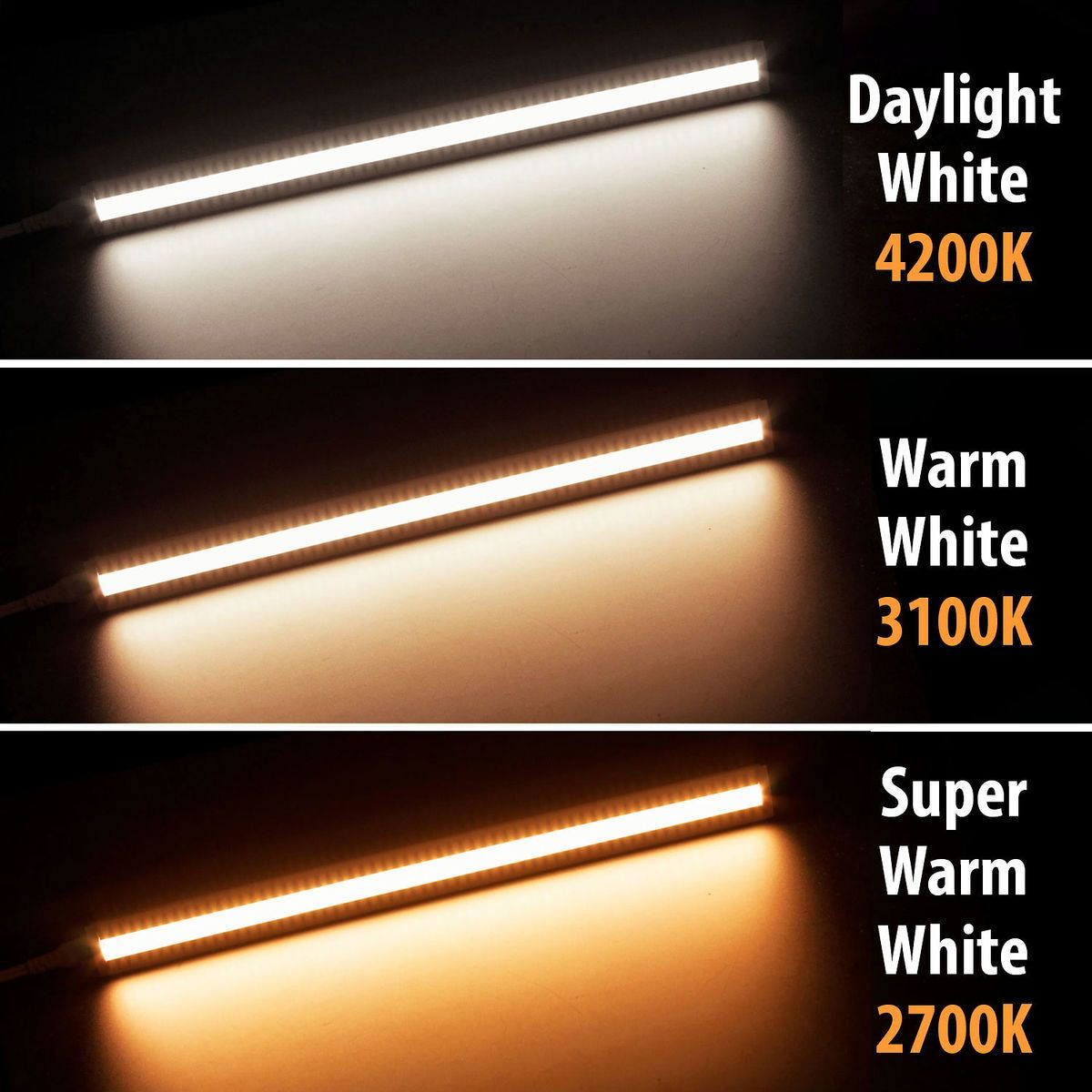 40in Lumalink Super Warm White 120v Ac Led Light Bar Led Light Bars Led Lights Warm White