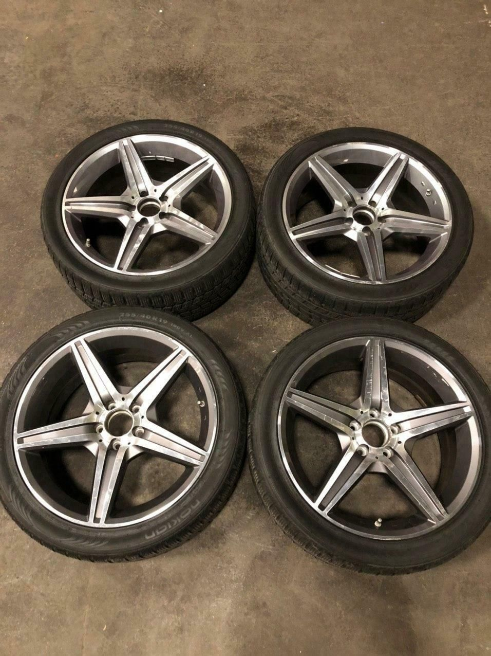 19 Rims And Tires in 2020 Rims and tires, Rims, 19 inch rims