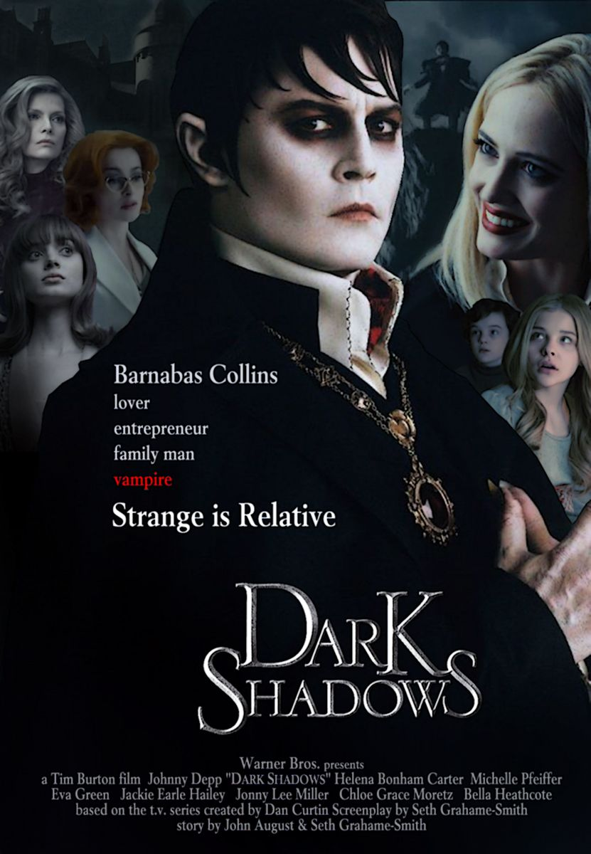 Image result for Dark Shadows (2012)