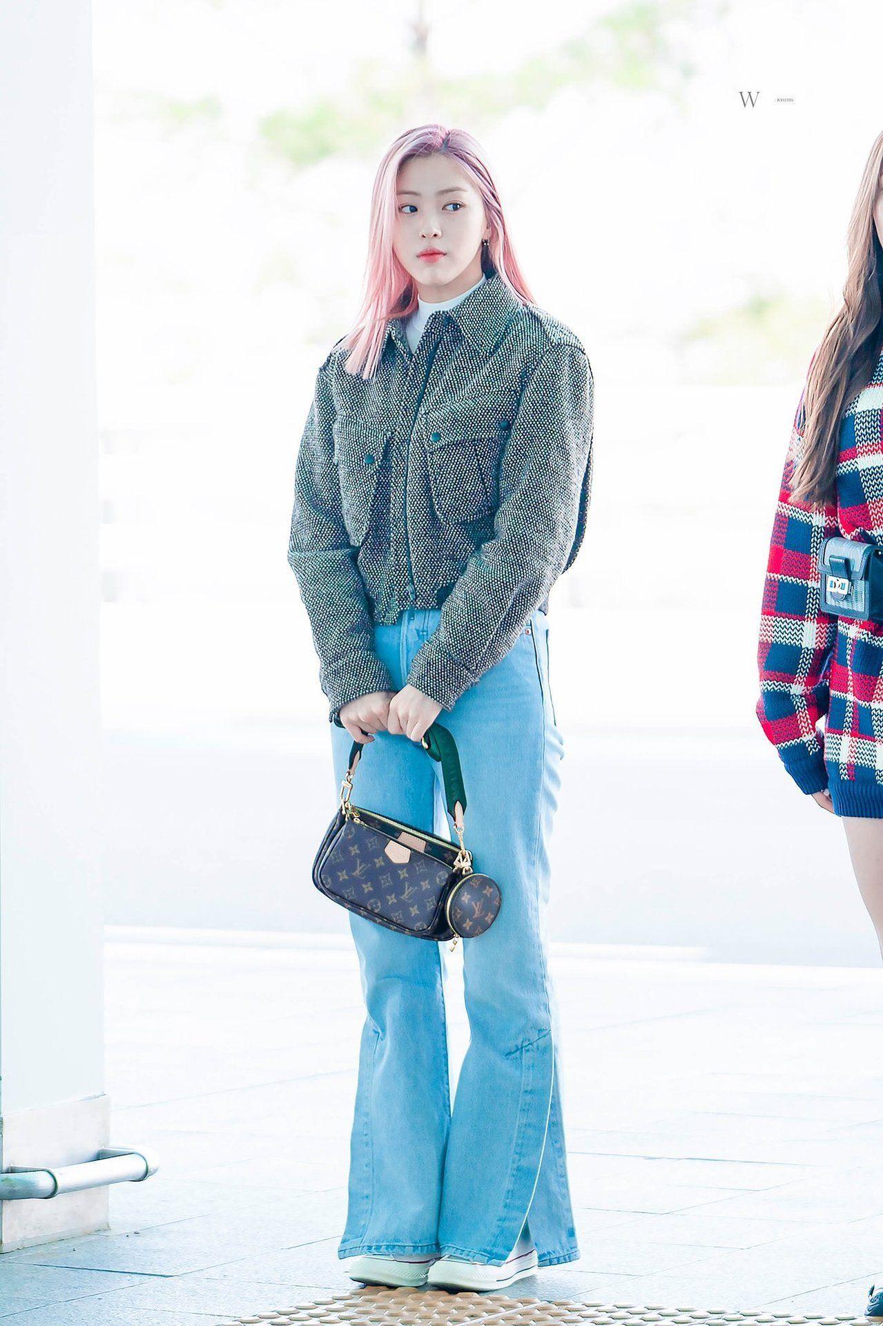 Ryujin Casual Fashion Fashion Girl Fashion