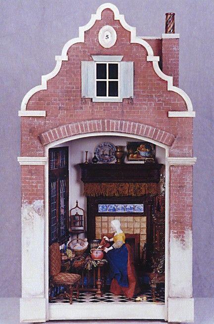 Bluette Meloney : Glowing Embers - Vermeer