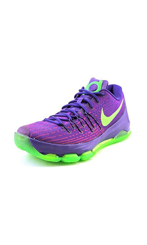 official photos 60f4f 30d67 79.24  - Nike Mens KD 8 Low-Top Basketball Shoes (Purple, 9 D)  fink   footwear  shoe  boot  art  black  object  style  shoes  hand  symbol  pair   animal   ...