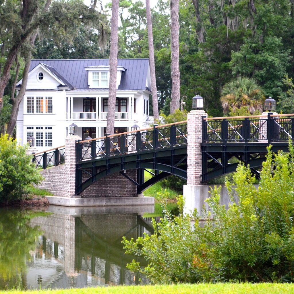 Carolina Home Exteriors: THE LOVELY LOWCOUNTRY HOMES OF PALMETTO BLUFF