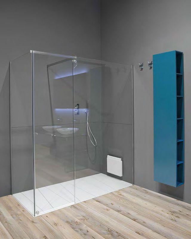 Piatti doccia filo pavimento garavaglia showroom - Installazione piatto doccia filo pavimento ...