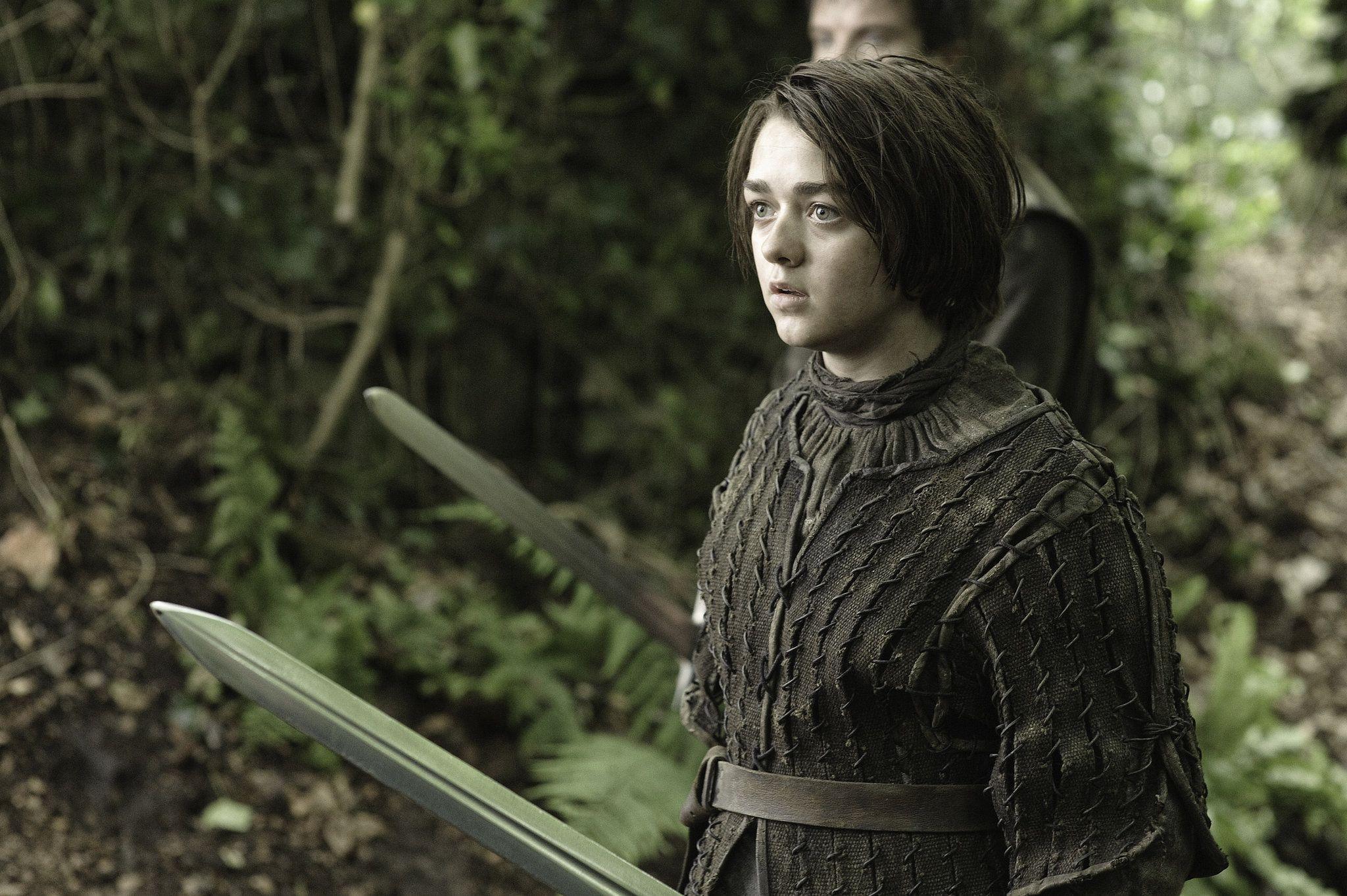 Arya Gets Captured
