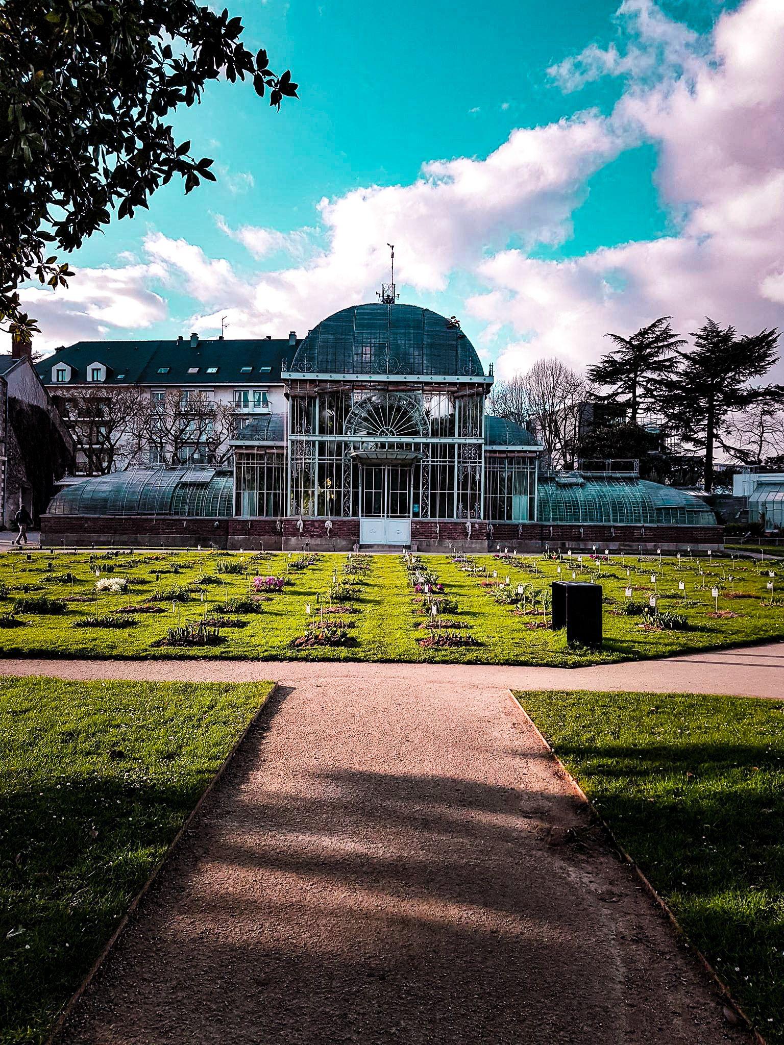 Les serres au Jardin des Plantes de Nantes sont magnifiques ! Un ...