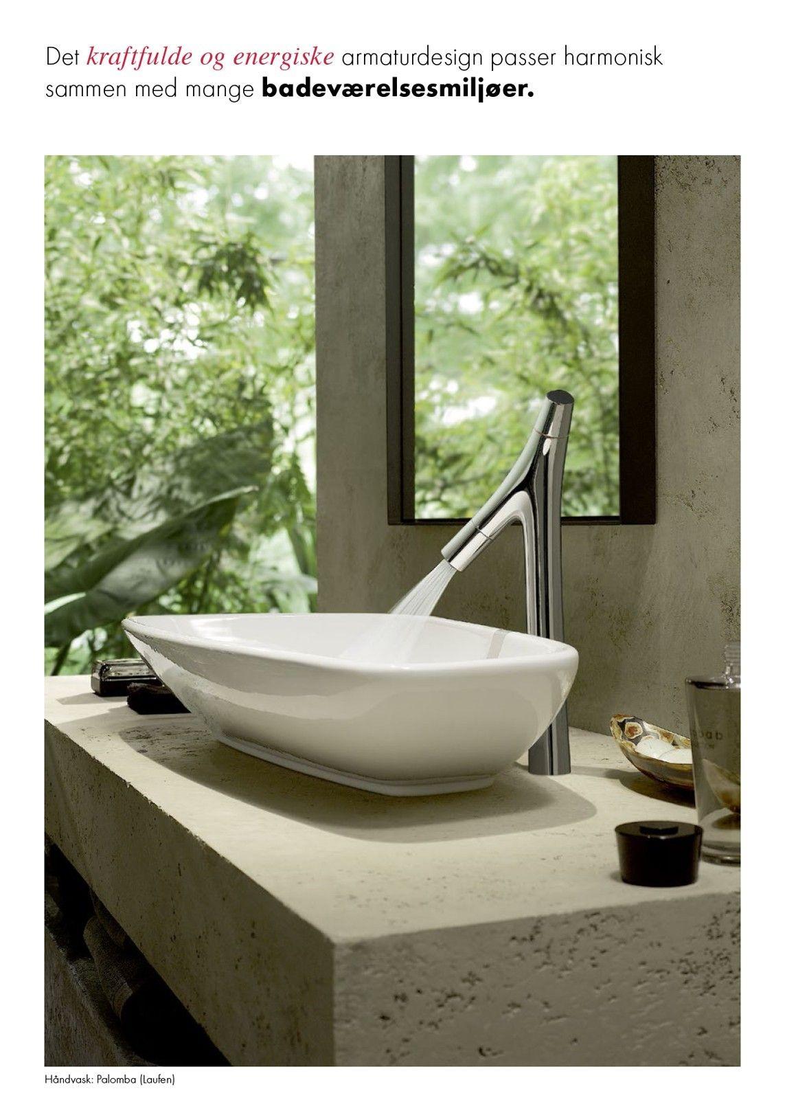 Hansgrohe håndvaskarmatur. #Hansgrohe #bathroom #armatur #vvscomfort