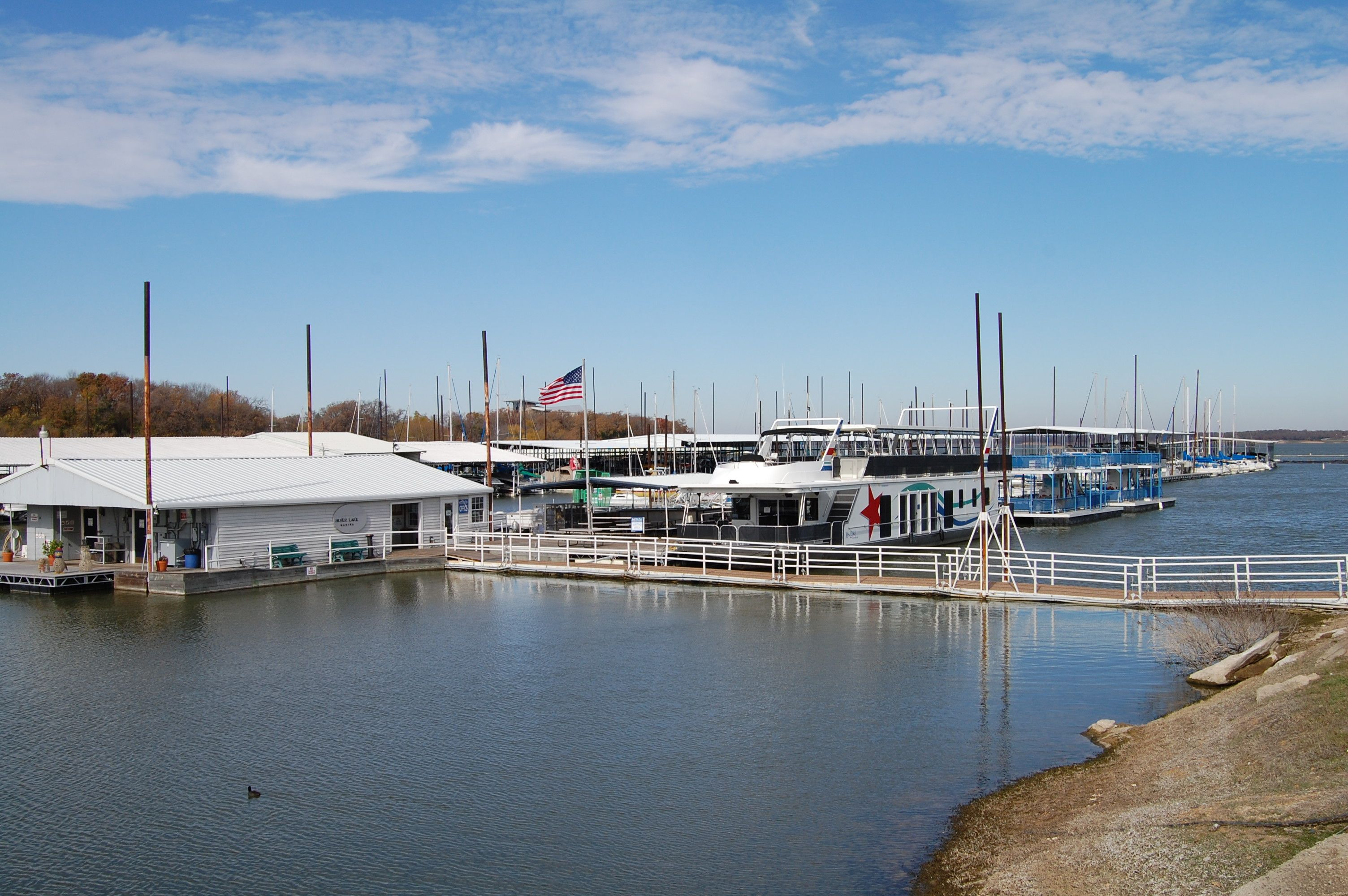 Silver Lake Marina, Grapevine, TX What's your favorite