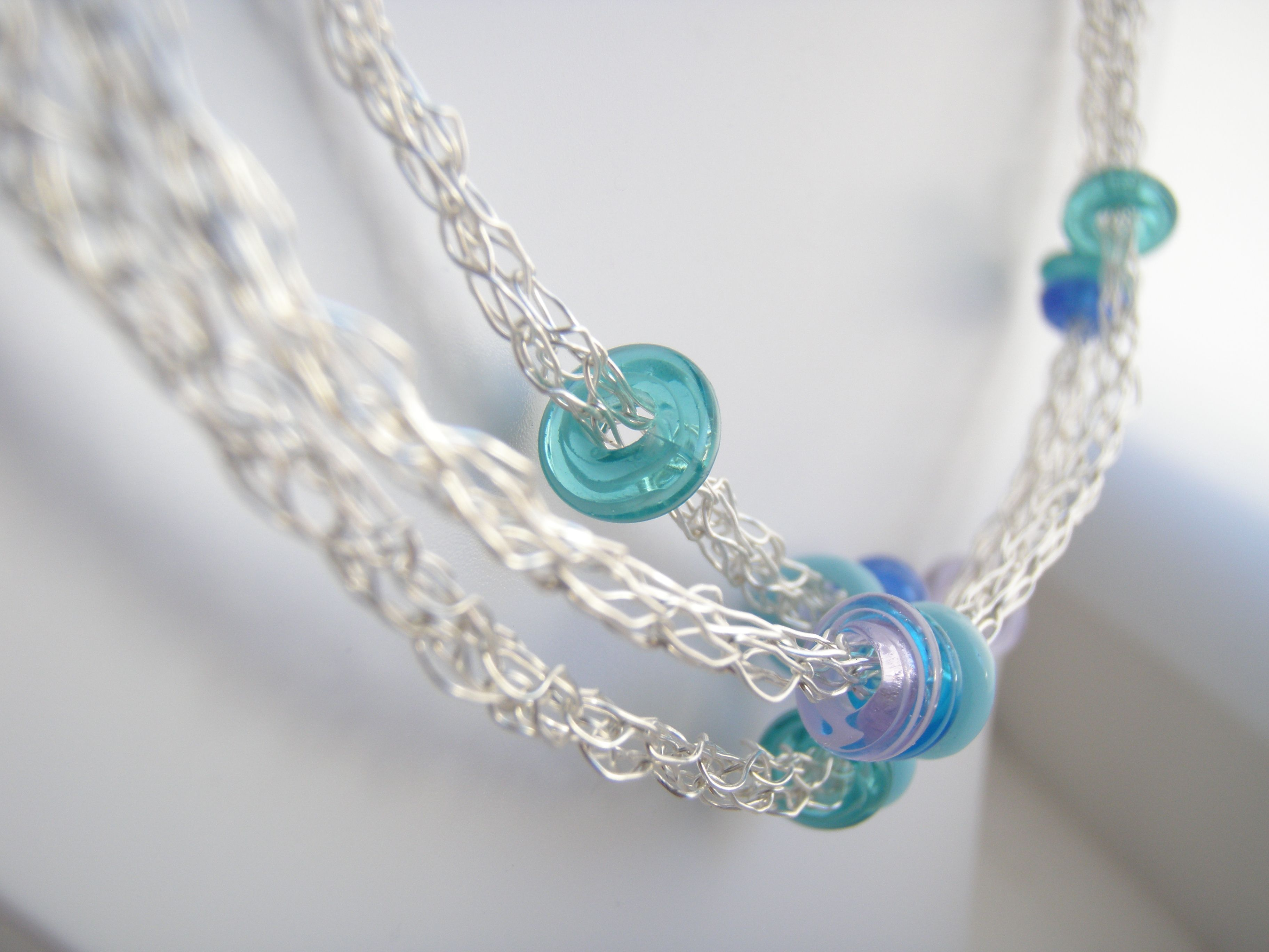 20 Free Wire Crochet Jewelry Patterns | Crochet jewelry patterns ...
