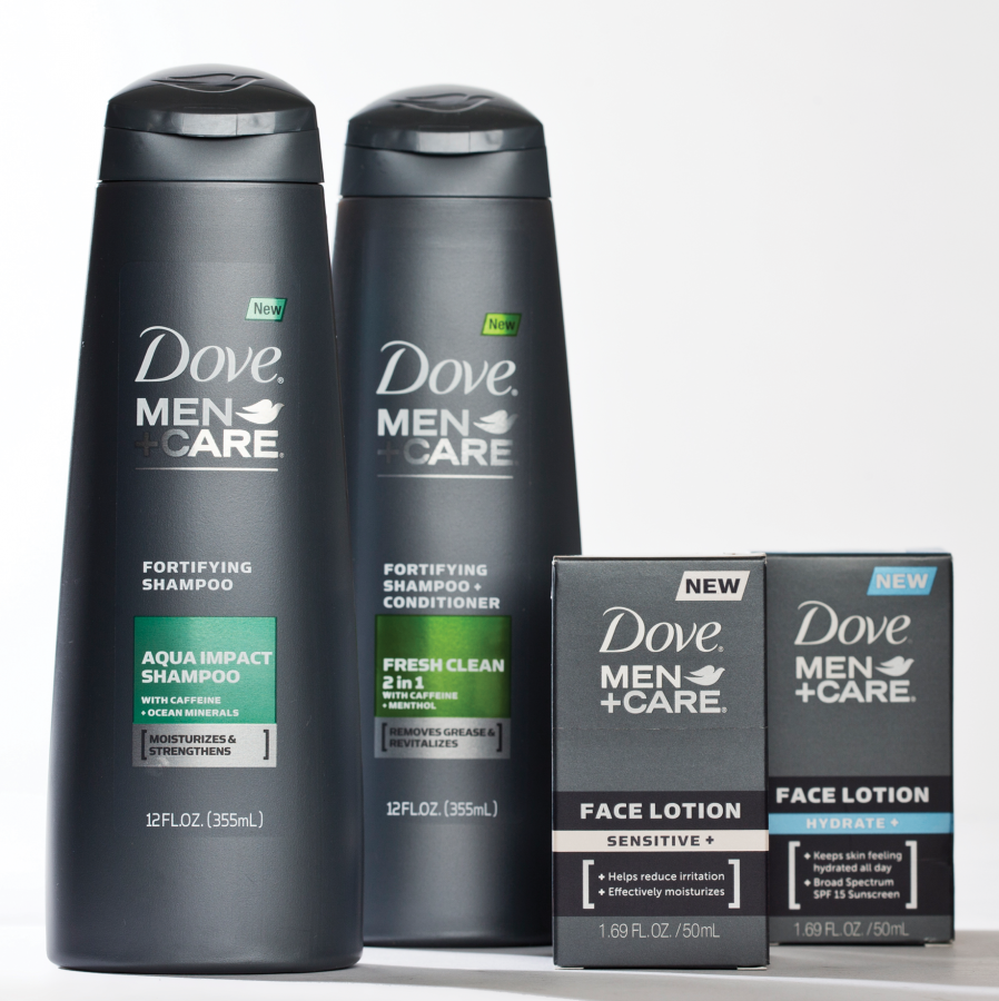 Dove Men Care Range Men S Skin Care Is A Relatively New Market Targeted At Millennials
