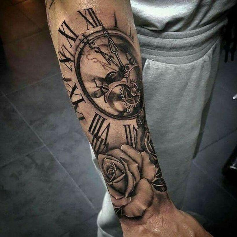 64 The Best Men Tattoo Design Ideas For 2019 Wrist Tattoos For Guys Half Sleeve Tattoos For Guys Half Sleeve Tattoo