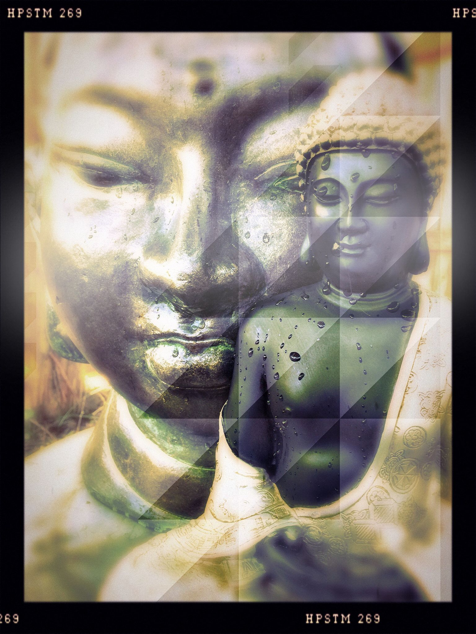 Buddhism Religion Statue Gods 63REE