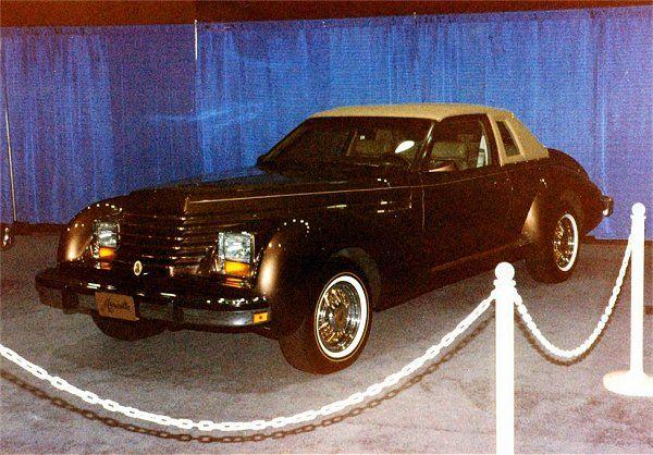 American Austin Car Company | CONVERTIBLE 1986