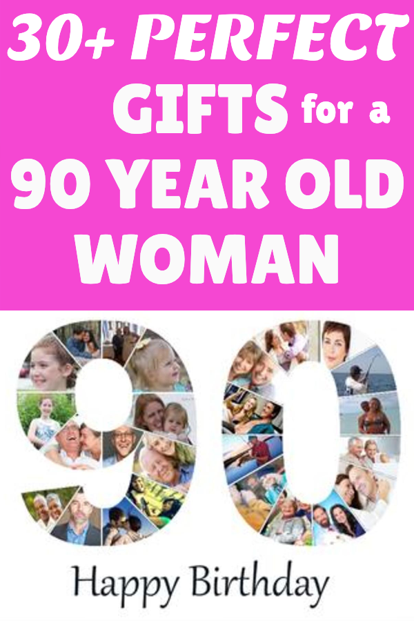 90th Birthday Gift Ideas 25 Best 90th Birthday Gifts Birthday Presents For Grandma 90th Birthday Gifts Birthday Gifts For Grandma