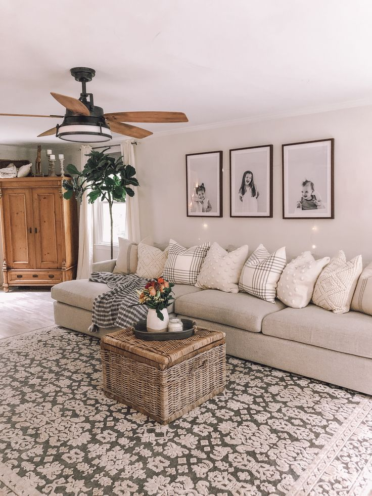 Photo of Our Living Room | Serena & Lily Friends & Family Sale Picks – Lynzy & Co.