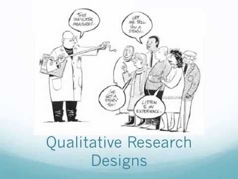 Qualitative Research Designs  Qualitative And Quantitative