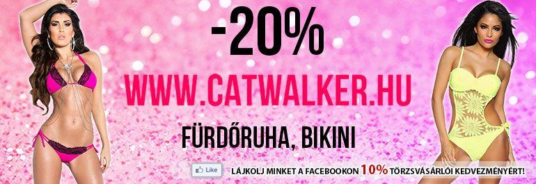 b0b2920f5 20-50% akció! Catwalker női ruha webáruház. Vásárolj internetről ...