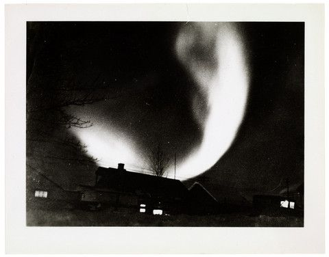 Northern Lights II - PROJECT B - Limited Edition Prints, Vintage Photographs, Shop Collections
