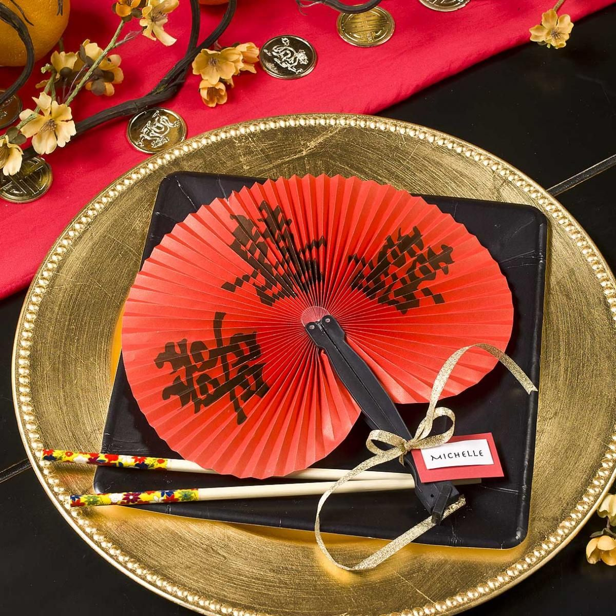 celebrate chinese new year with diy table decorating ideas | table