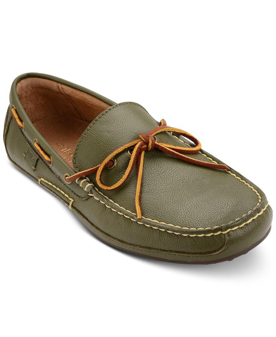 1d5f7136d0a Polo Ralph Lauren Men s Wynding Driving Loafers