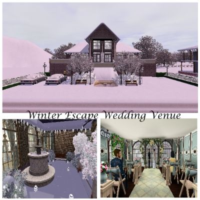 Winter Escape Wedding Venue By Lilgirlshadow The Exchange