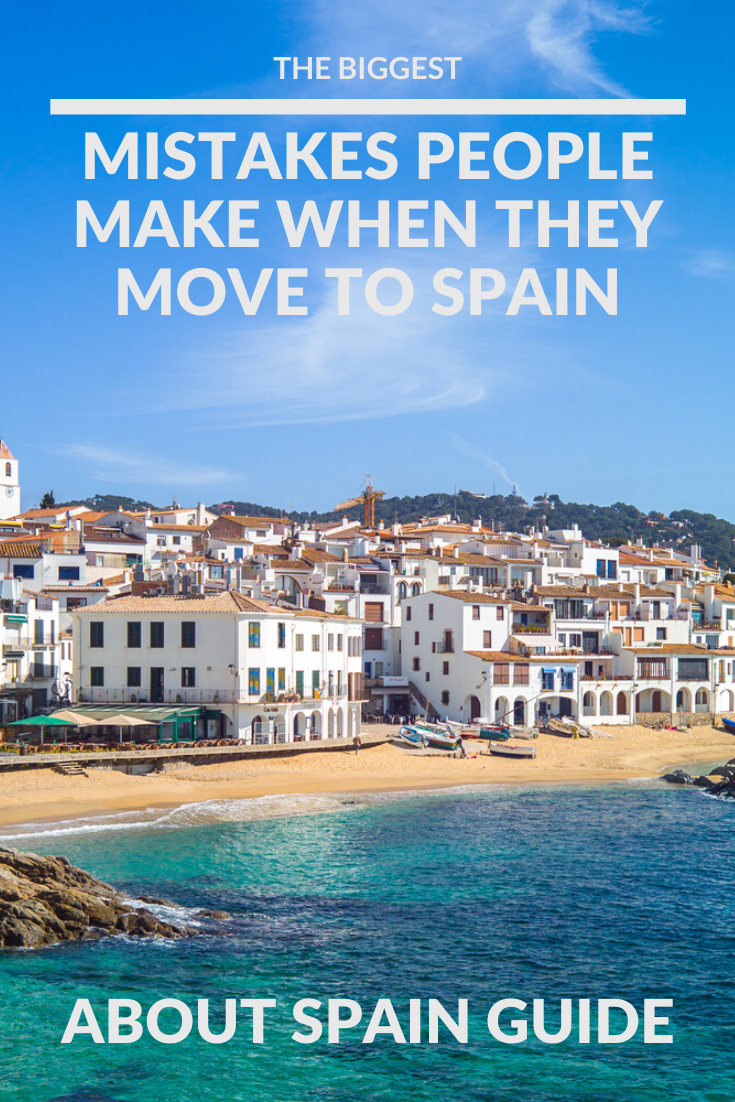 Move to Spain : Tips and Advice