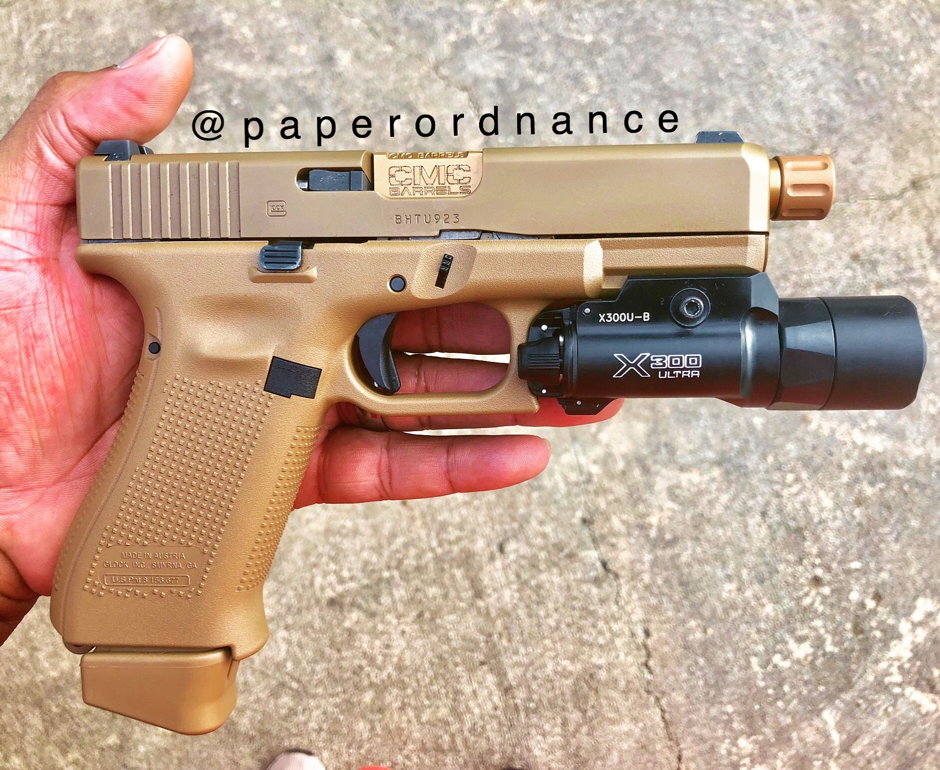 Try These Glock 19x Barrel Specs {Mahindra Racing}