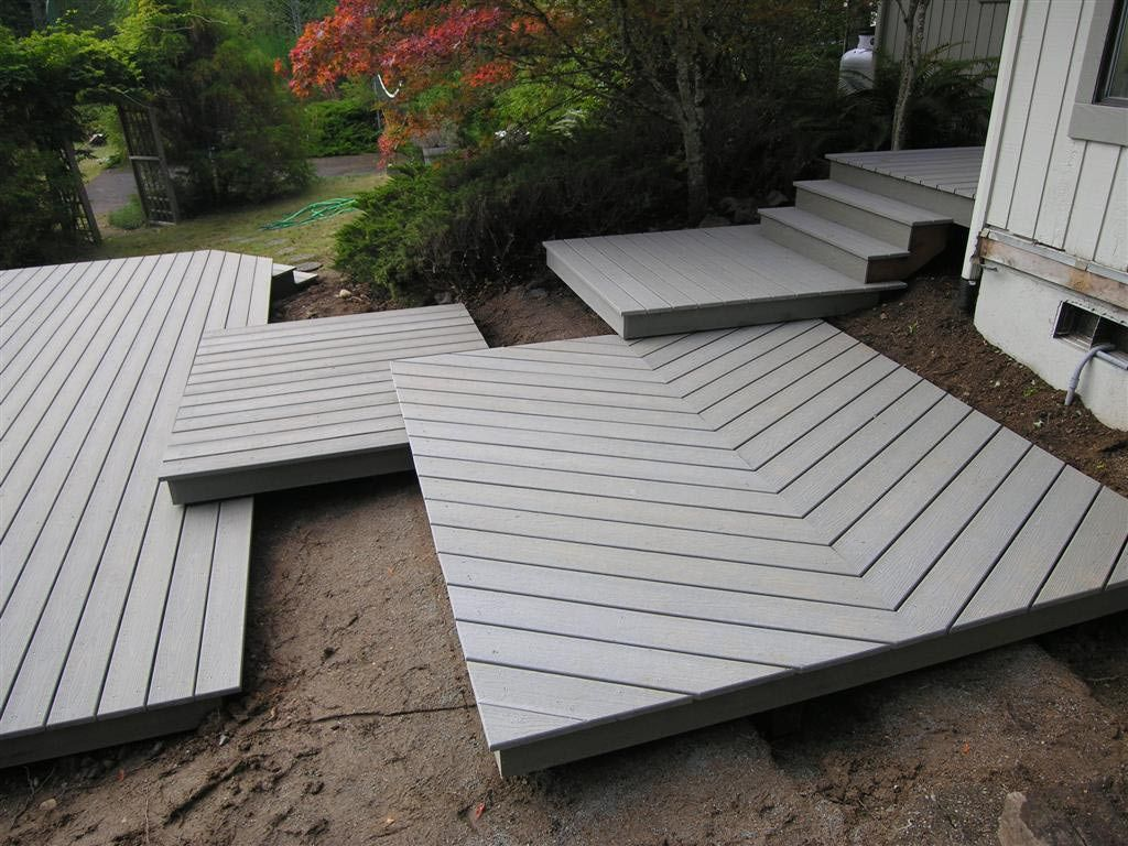 One of these 9 ideas is your next deck wood walkway for Images of garden decking