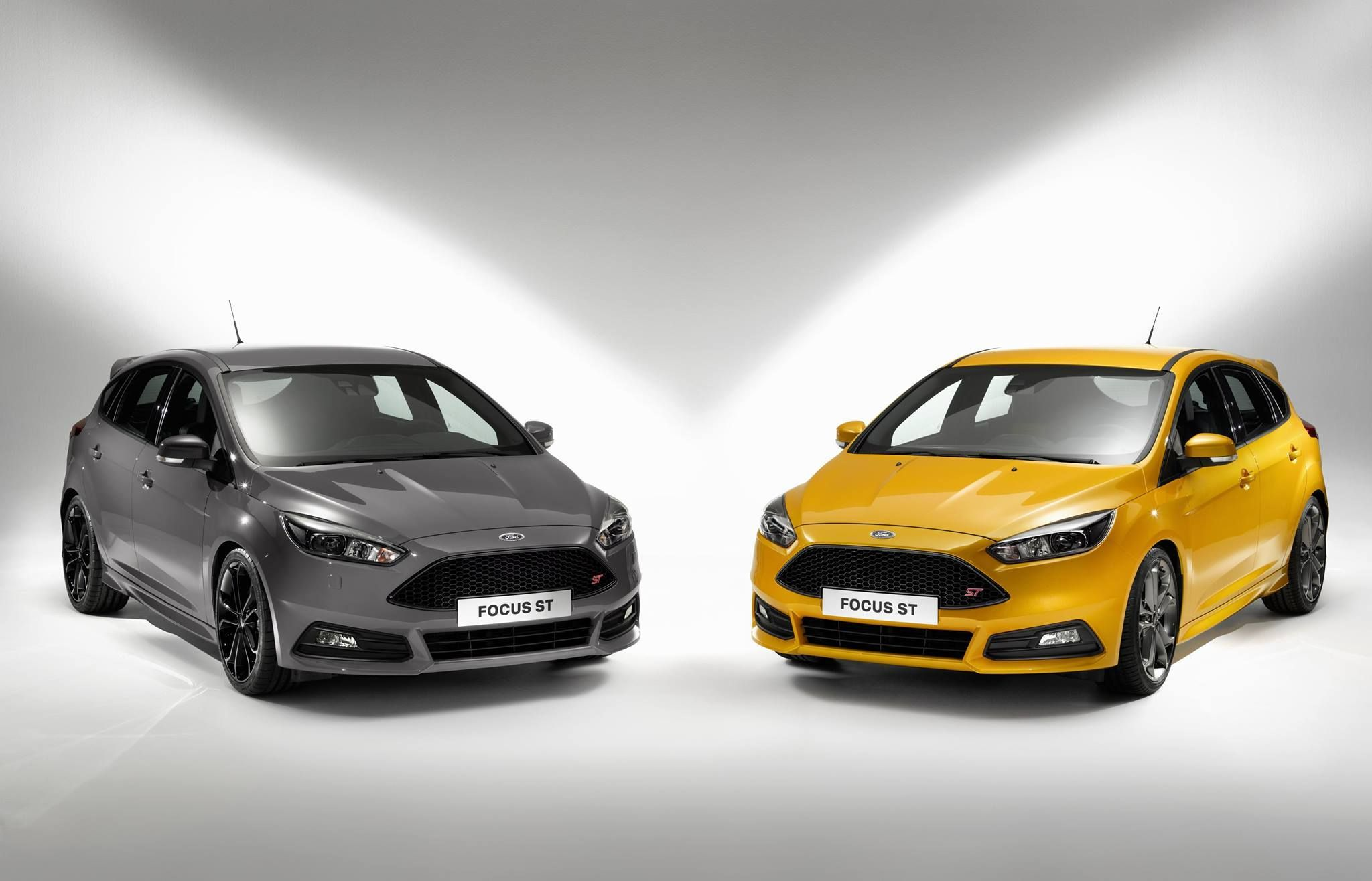 The All New Ford Focus St 2015 Model Www Swanson Ford Co Uk