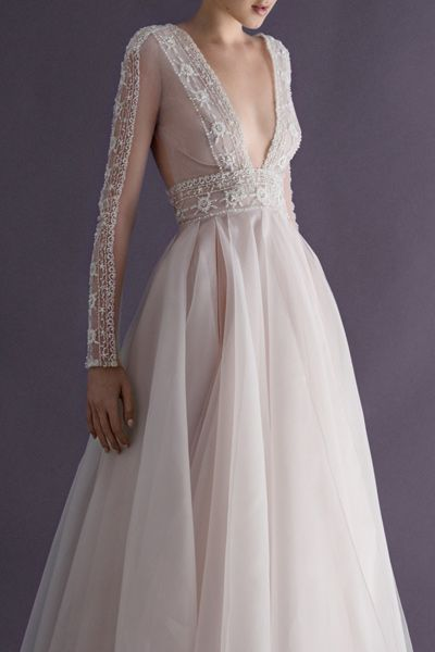 Paolo Sebastian Autumn Winter 2014 Bridal Collection - Page 11 of 20 - MotivaNova