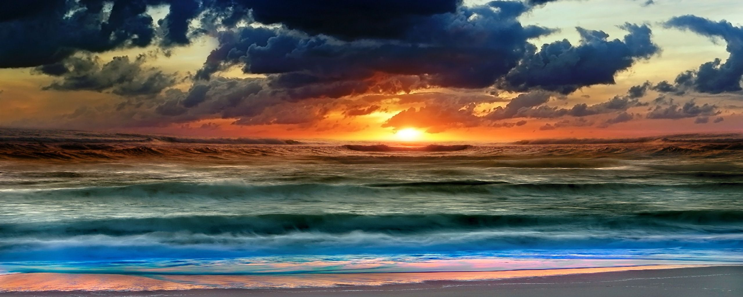 desktop backgrounds hd ocean - photo #31
