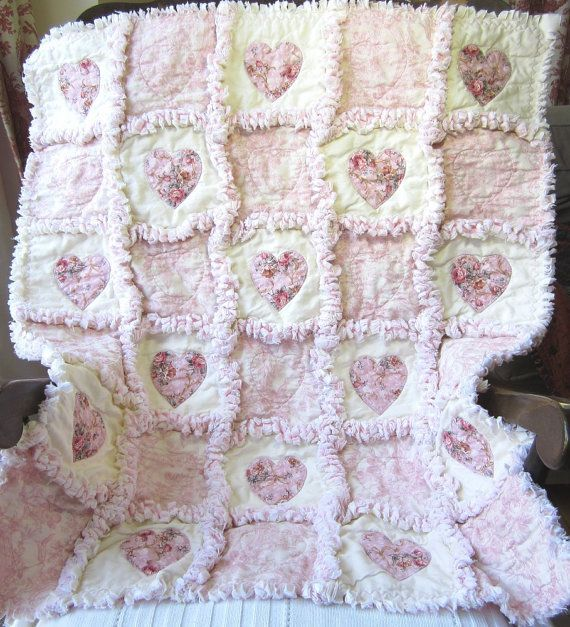 rag quilt rag quilts baby