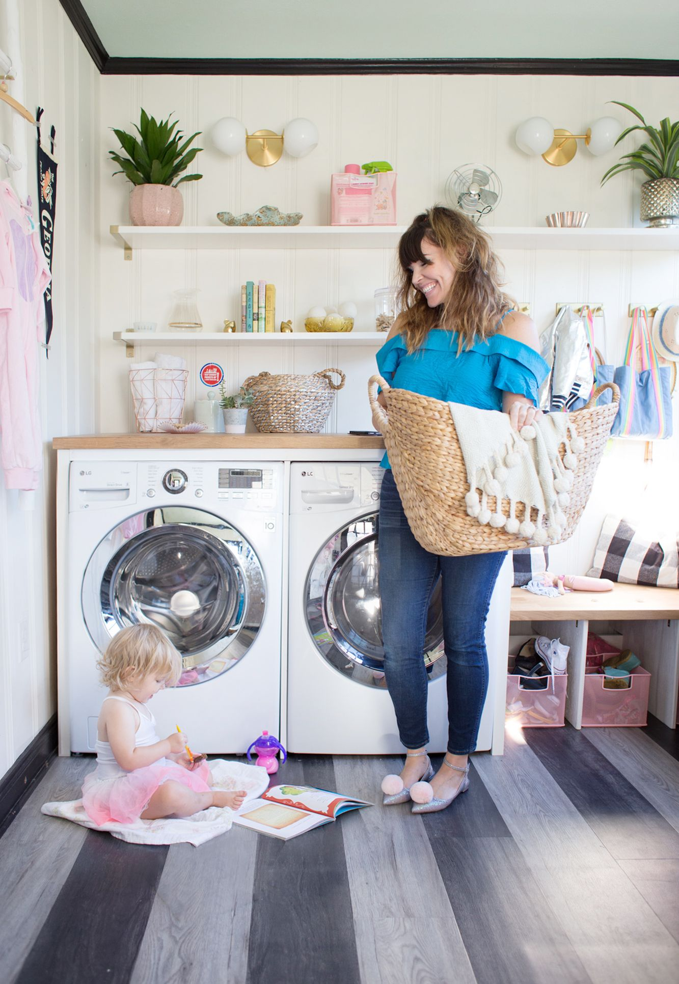 Laundry Room Organization And Safety