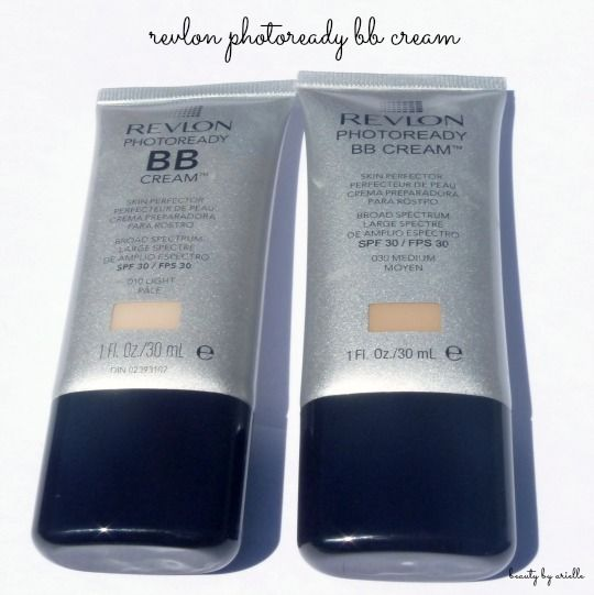 Beauty By Arielle Review Swatches Revlon Photoready Bb Cream