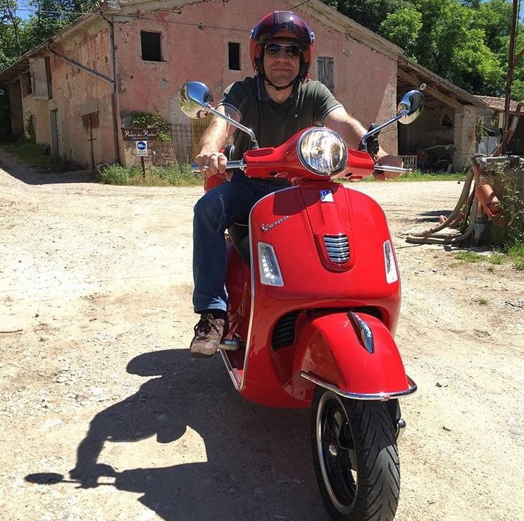 Pin by conchscooter on Vespa   Scooter girl, Vespa girl