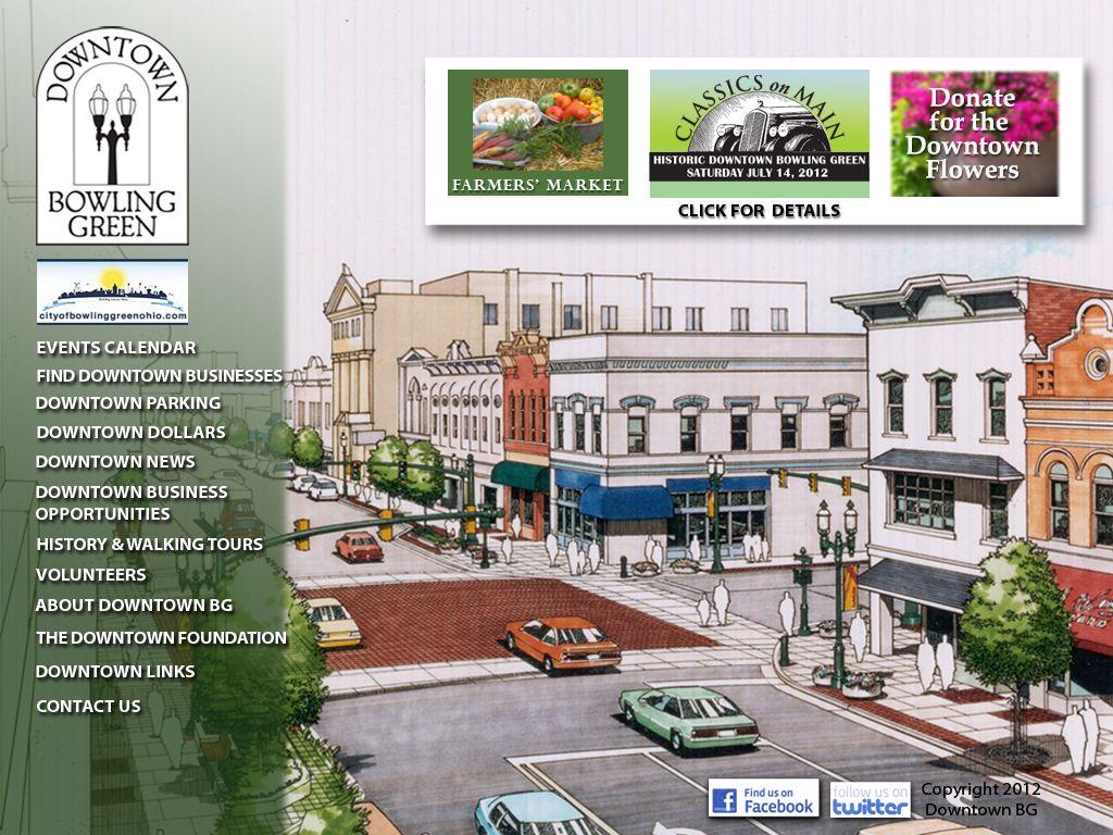 Downtown Bowling Green Ohio Bowling Green Bowling Green Ohio Ohio