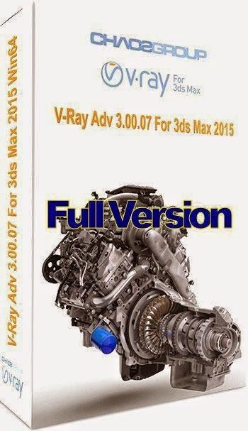 VRay Adv for 3Ds Max 2015 Crack Plus Keygen Download Is Best