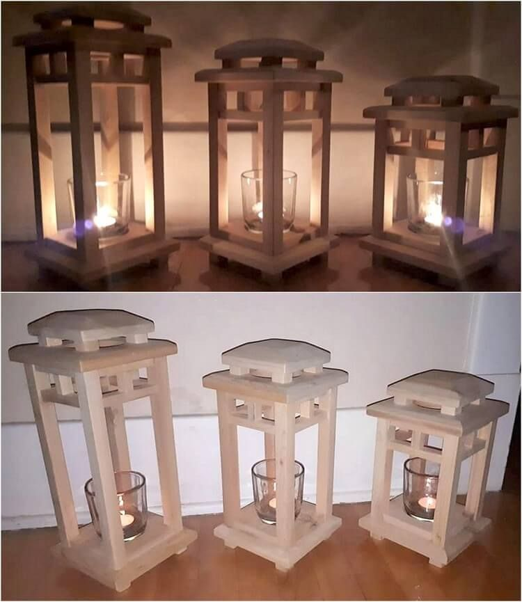 Creative Ideas for Recycling Used Wood Pallets Projects ...